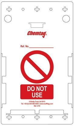 Picture of Scafftag Chemtag Kit