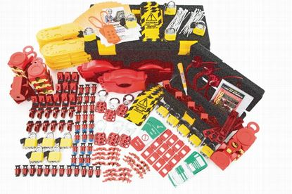 Picture of Valve & Electrical Team Lockout Kit