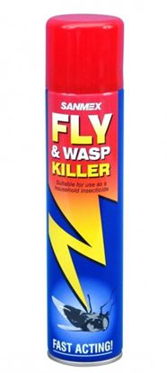 Picture of Sanmex Fly Spray-400ml    1/12