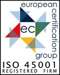 We've Achieved ISO 45001
