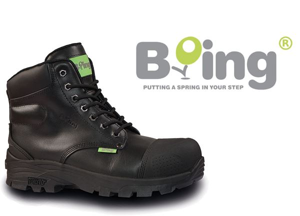 Picture of Boing Burrator S3 HRO SRC Safety Boot
