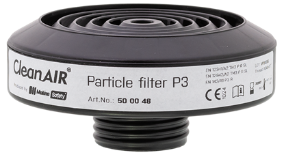 Picture of CleanAir 2F P3 Chemical Filter - RD40x1/7""
