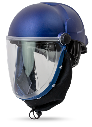 Picture of CA-40G Safety Helmet with Grinding Visor