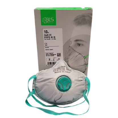 Picture of Disposable FFP3 Cup Shape Respirator
