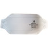 Picture of FFP3 Fold Flat Mask Unvalved