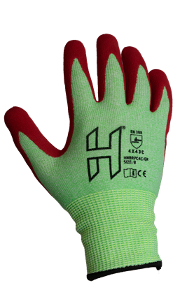 Picture of H 13g Nitrile 4X43C Bi-Colour Grip Flex Glove