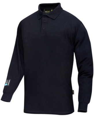 Picture of PG FR AS ARC Long Sleeve Polo Shirt
